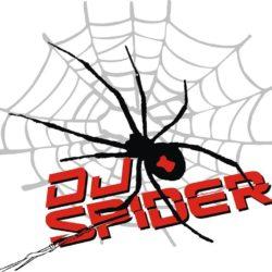 DJ spider som para festas e eventos