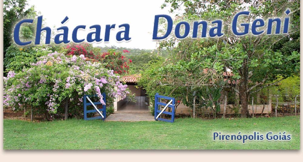 Chácara para temporada Pirenópolis